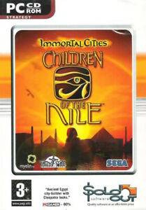 Immortal Cities Children of the Nile (PC GAME) NEW & SEALED