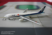 Phoenix Model All Nippon ANA Boeing 777-200ER Japan Discovery Color Model 1:400