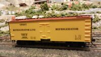 Roundhouse MDC Swift Refrigerator Line Old Time 36'  Reefer, Upgraded, Exc