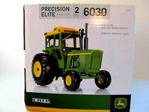 John Deere 6030 Tractor With Cab Precision Elite #2 By Ertl 1/16 Scale -  NEW