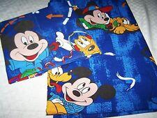 Bettwäsche Disney Rarität Mickey + Pluto Kinderbettwäsche
