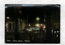 UDINE (ITALIE) COMMERCES illuminés en 1955