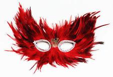 Feather Mardi Gras Unisex Costumes