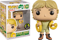 Steve Irwin with Snake Australian Crocodile Hunter Funko Pop Vinyl New in Box