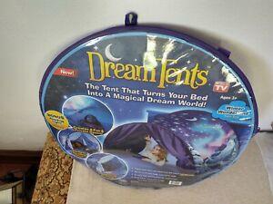 Dream Tents Foldable Winter Wonderland Kids Outdoor Indoor Twin Size Bed New