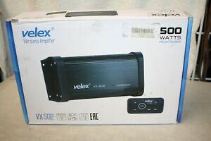 Velex Wireless Amplifier Vx 502 500 Watts Peak Power