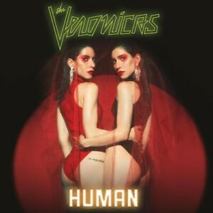 (PRE-ORDER) RELEASED 2 JULY VERONICAS, THE Human CD NEW