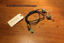 HONDA GL1200  Goldwing Left & right Front Turn Signal Light sockets