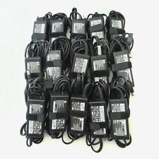 Lot of 15 Genuine HP AC Power Adapters - 18.5V, 3.5A, 65W, Cleaned and Tested
