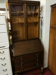 Bureau With Cabinet Top (2247)  **Offer Price**
