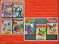 Lot of 7 Marvel Tales #139-145 Spider-Man Reprints #2 3 4 5 6 7 Keys VF+-VF/NM