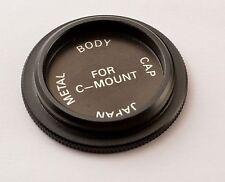Metal Body Cap for C-Mount Cameras C Mount Lens Cap