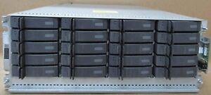 NetApp FAS2050 NAJ-0601 SAN Array 20x SCSI Bays 1x Controller Unit 111-00238+G1