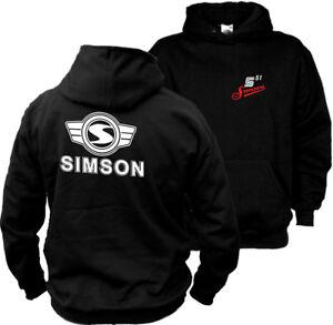 Simson  Kapuzenpullover Hooded Sweater - Simson S51 Hoodie