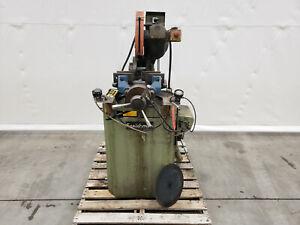 "14494 Scotchman 14"" Semi-Automatic Cold Saw, Model 350/LT/PK/PD"