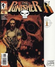 Punisher Near Mint Grade Comic Books in English