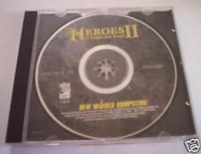 HEROES II 2 gioco pc originale strategia completo ITA