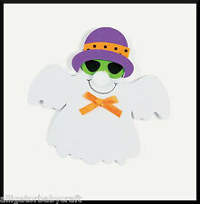 Halloween Craft Kit for Kids Happy Ghost in Disguise Magnet Party Favor ABCraft