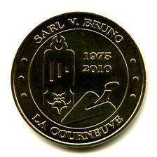 93 LA COURNEUVE, SARL BRUNO, 1975 - 2010, 2010, Monnaie de Paris