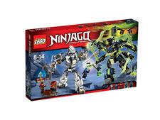 Lego Ninjago TITAN Mech Battle 70737 by Myer