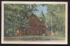 POSTCARD PEMBROKE CANADA THE LEGION CLUB HOUSE 1930'S