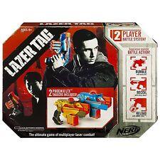 Nerf Lazer Tag Phoenix LTX Tagger 2-Pack - Full retail version