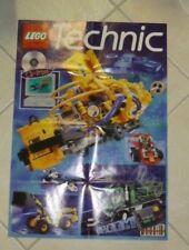 LEGO®  Technic Poster 4.108.491 1997 B1629