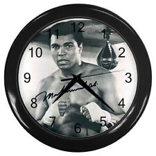 New Muhammad Ali Boxer Boxing legend Champion Wall Clock Rare!