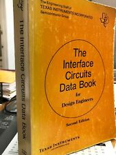 Texas Instruments 1981 The Interface Circuits Data Book For Design Engineers