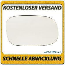 Spiegelglas für CHRYSLER VOYAGER IV EU 2001-2007 rechts Beifahrerseite konvex