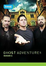 NEW Ghost Adventures - Season 6 (DVD)