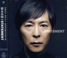 Hideaki Tokunaga - Statement [New CD] Hong Kong - Import