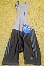 Men`s Adidas response Cycling BIB SHORTS  Bike Shorts Size XL
