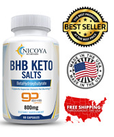 BHB Keto Salt Energy Booster and Fat Burner