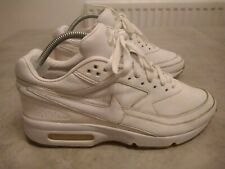 Nike air max bw classic uk 8 white leather gum 98 90 180 87 95 97 tn persian 91