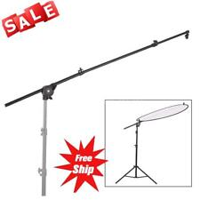 Photography Studio Extendable Reflector Diffuser Holder Stand Boom Pole Arm K9K2