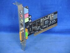 PCI-SCCME8738-3 sound card