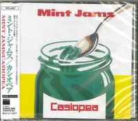 CASIOPEA-MINT JAMS-JAPAN CD F00
