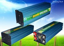 16000w peak 8000w Power Inverter DC 12V to AC 110V Car Power Tool