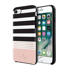 Kate Spade New York - Black Pink Hardshell Case Cover - iPhone 6/7/8