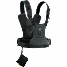 Cotton Carrier CCS G3 1 Camera Harness Gray