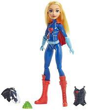 Mattel Dvg24 Puppe DC super Hero Girls Supereinsatz Ausrüstung Superbatgirl