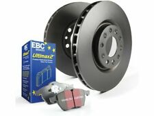 For 2007-2011 Lexus GS350 Brake Pad and Rotor Kit Front EBC 47985MG 2008 2009