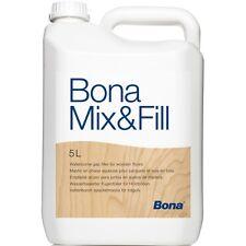 Bona Mix&Fill - stucco all'acqua professionale per parquet 5 Lt