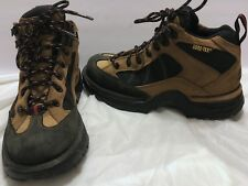 Danner Radical 452 Gore Tex Hiking Boots Size 6 Brown Hike Trail Terra Force