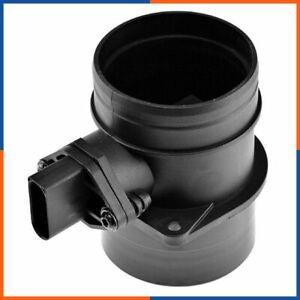 Debitmetre d'air pour AUDI | 06A906461D, 06A906461DX, 12340, 0280218032