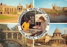 B100784 cambridge head post   office philatelic center  uk
