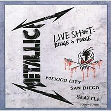 Live Shit: Binge and Purge, Metallica, Good Box set