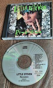 LITTLE STEVEN REVOLUTION  1988 CD CLASSIC ROCK