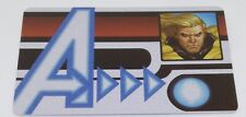 Heroclix 2016 Convention Exclusive Sentry #MVID-007 Limited Edition ID Card!